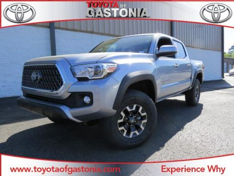 New 2018 Toyota Tacoma TRD Off Road Truck