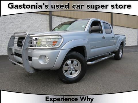 Pre-Owned 2005 Toyota Tacoma PreRunner Double Cab Pickup