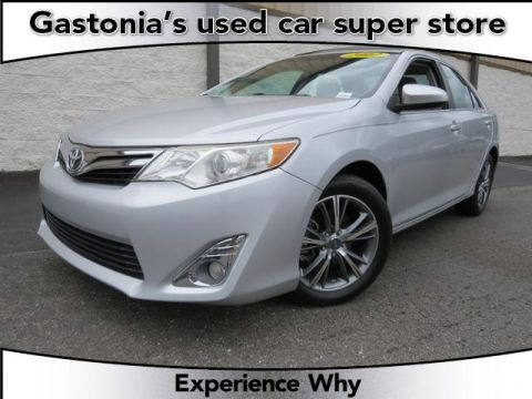 Certified Pre-Owned 2012 Toyota Camry XLE