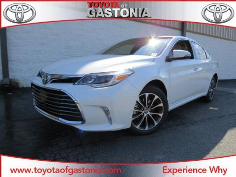 New 2018 Toyota Avalon XLE