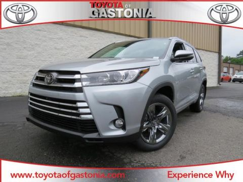 New 2018 Toyota Highlander Limited Platinum AWD