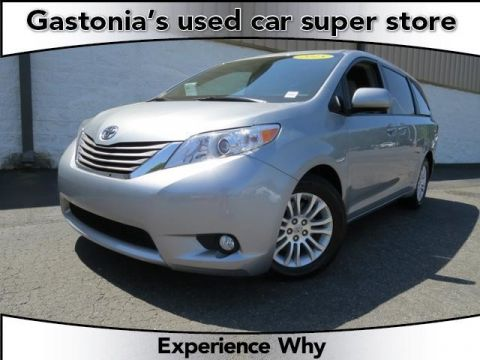 Certified Pre-Owned 2015 Toyota Sienna XLE Premium