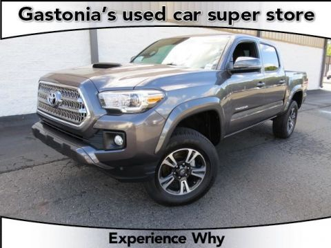 Certified Pre-Owned 2016 Toyota Tacoma TRD Sport Short Bed