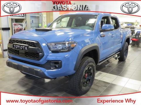 New 2018 Toyota Tacoma TRD Pro Double Cab Pickup