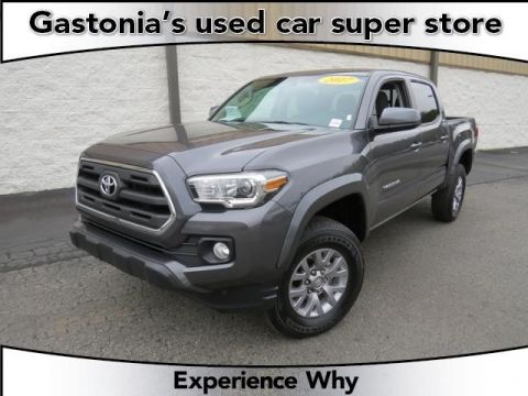 Certified Pre-Owned 2017 Toyota Tacoma SR5 Short Bed