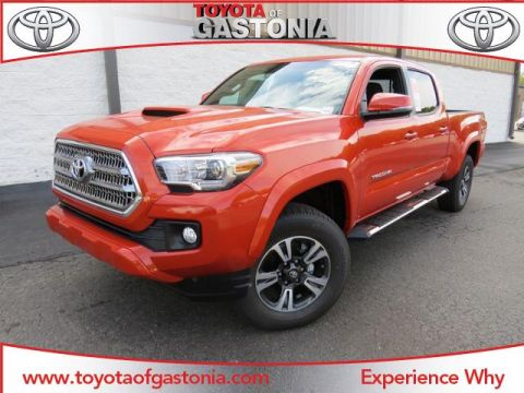 New 2017 Toyota Tacoma TRD Sport Double Cab Pickup