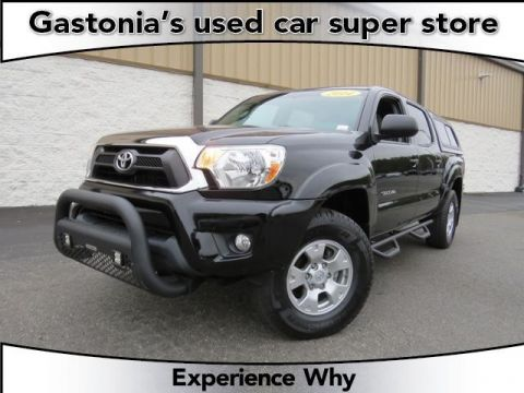 Certified Pre-Owned 2014 Toyota Tacoma  Pickup Truck