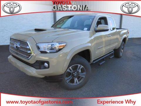 New 2017 Toyota Tacoma TRD Sport Extended Cab Pickup
