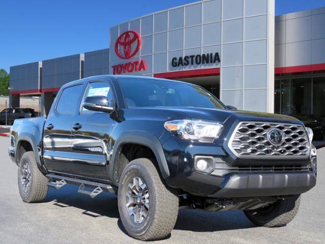New 2020 Toyota Tacoma 2WD TRD Off Road Double Cab 5' Bed V6 AT (Natl)