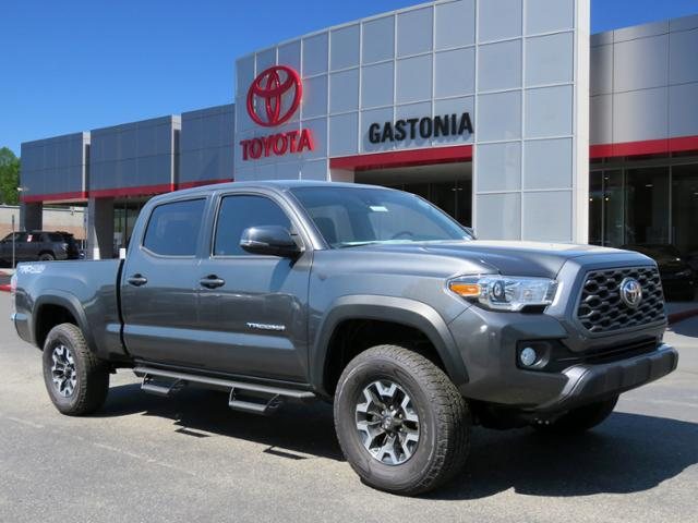New 2020 Toyota Tacoma 4WD TRD Off Road Double Cab 6' Bed V6 AT (Natl)