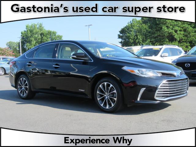 Certified Pre-Owned 2018 Toyota Avalon Hybrid XLE Plus
