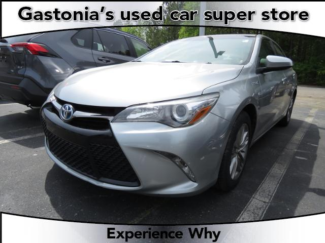 Certified Pre-Owned 2016 Toyota Camry Hybrid STD