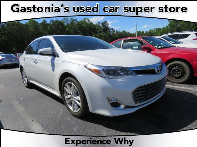 Certified Pre-Owned 2014 Toyota Avalon