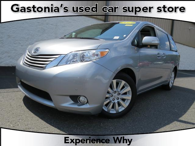 Certified Pre Owned 2013 Toyota Sienna Ltd