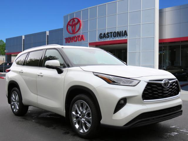 New 2020 Toyota Highlander Limited AWD (Natl)