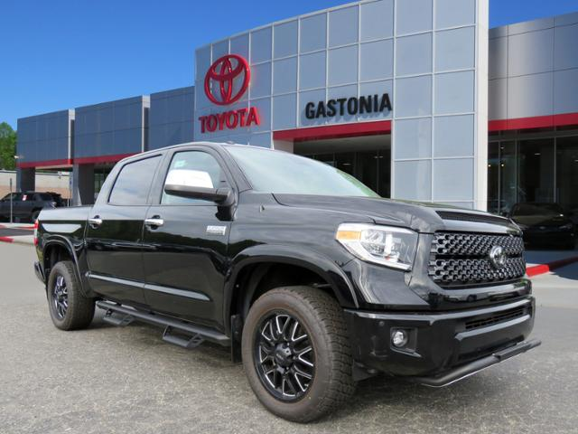 New 2019 Toyota Tundra 4WD Platinum CrewMax 5.5' Bed 5.7L (Natl)