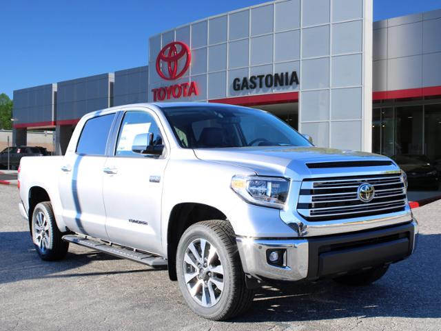 New 2020 Toyota Tundra 4WD Limited CrewMax 5.5' Bed 5.7L (Natl)