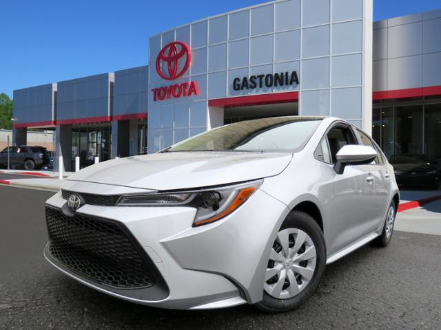 New 2020 Toyota Corolla L Cvt 4dr Car In Gastonia 47572 Toyota Of