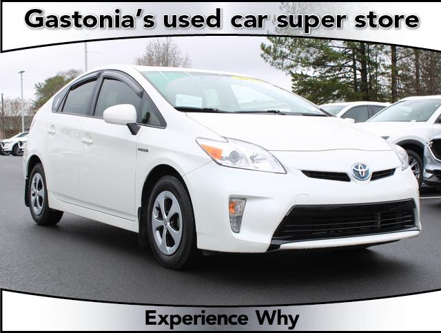 Certified Pre-Owned 2015 Toyota Prius Three