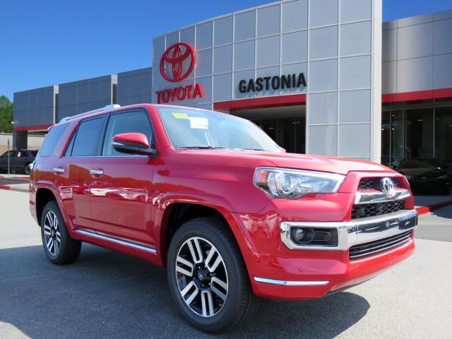 New 2019 Toyota 4Runner Limited 4WD (Natl)