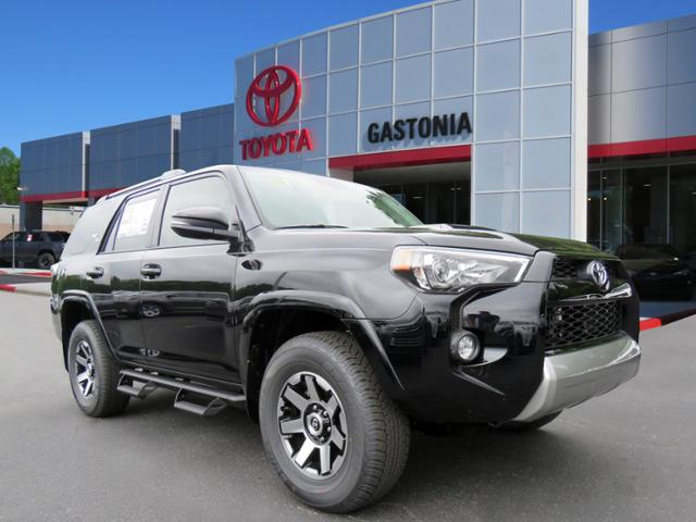 Toyota 4Runner Off Road >> New 2019 Toyota 4runner Trd Off Road Premium 4wd With Navigation 4wd