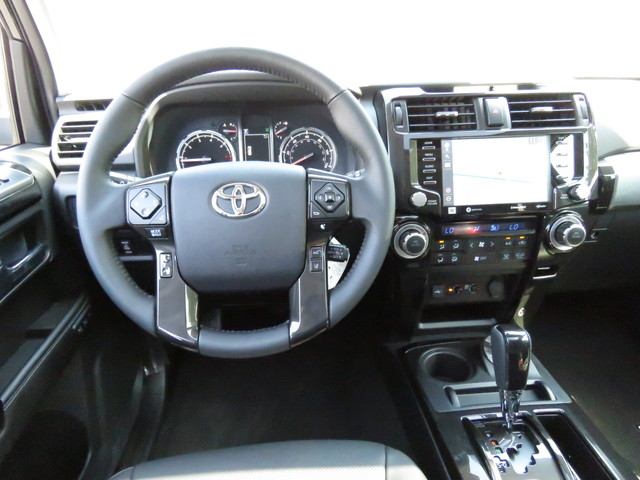 New 2020 Toyota 4Runner Nightshade 4WD (Natl)