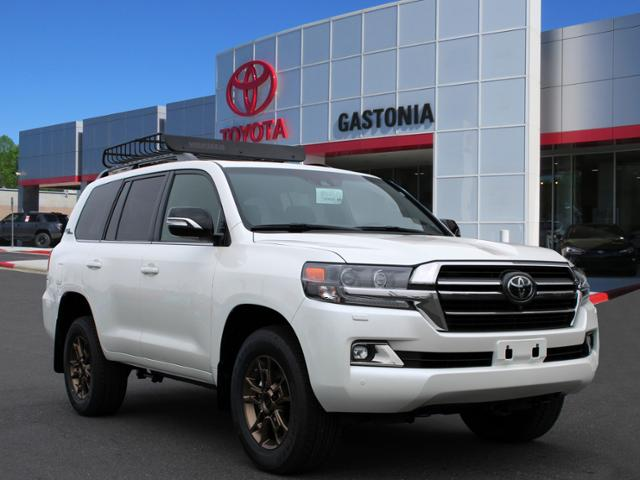 New 2020 Toyota Land Cruiser Heritage Edition 4WD (Natl)