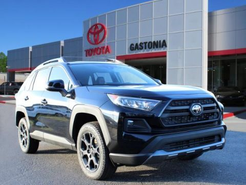 New 2020 Toyota RAV4 TRD Off Road AWD (Natl)