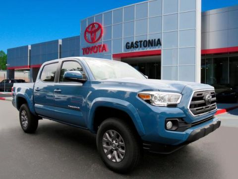New Toyota Tacoma For Sale in Gastonia | Toyota of Gastonia