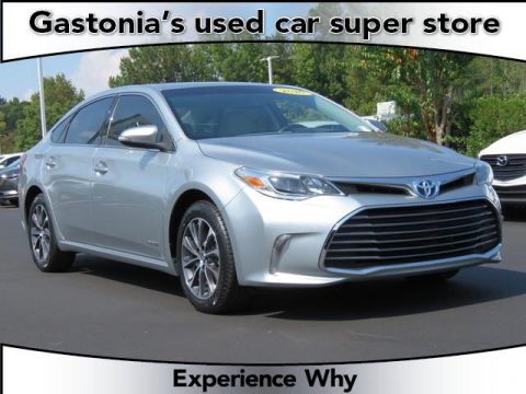 Certified Pre-Owned 2016 Toyota Avalon Hybrid 4D Sedan FWD