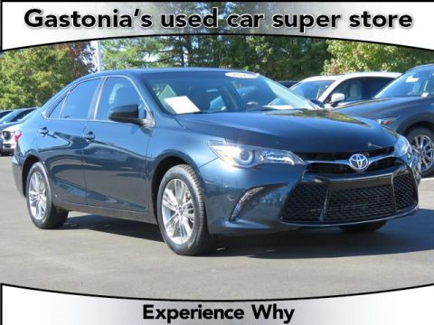 Certified Pre-Owned 2017 Toyota Camry 4D Sedan FWD