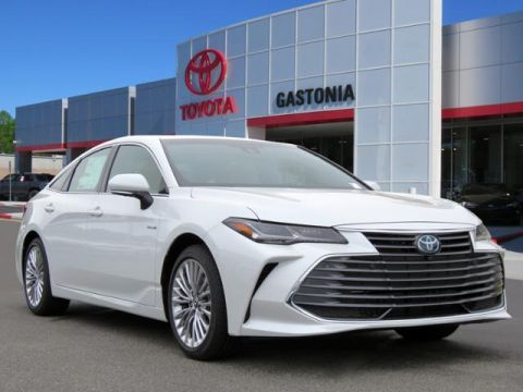 New 2020 Toyota Avalon Hybrid Limited (Natl)
