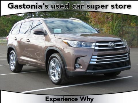 Certified Pre-Owned 2017 Toyota Highlander 4D Sport Utility AWD