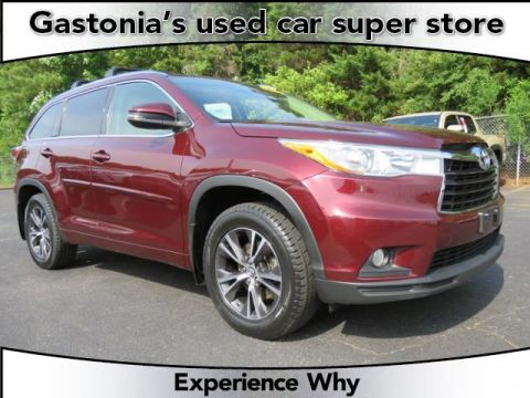 Certified Pre-Owned 2016 Toyota Highlander L AWD