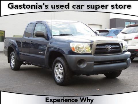 Pre-Owned 2006 Toyota Tacoma 4D Access Cab RWD