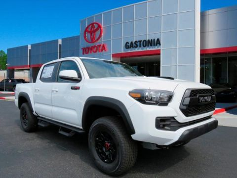 New 2019 Toyota Tacoma 4WD TRD Pro Double Cab 5' Bed V6 AT (Natl)