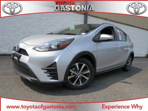 Certified Pre-Owned 2018 Toyota Prius c Two
