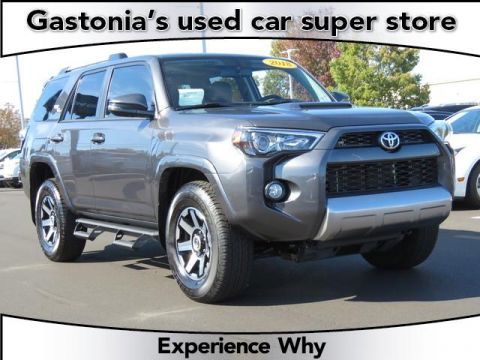 Certified Pre-Owned 2018 Toyota 4Runner 4D Sport Utility 4WD