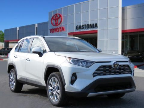 New 2020 Toyota RAV4 Limited FWD (Natl)
