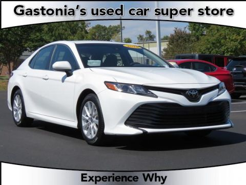 Certified Pre-Owned 2018 Toyota Camry 4D Sedan FWD